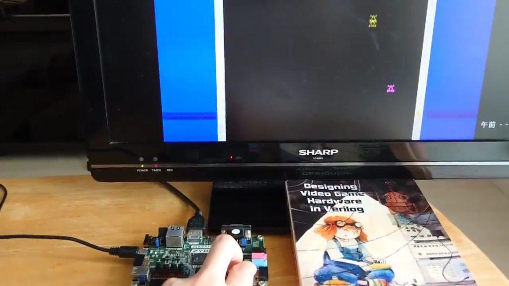 【FPGA】RTLで実装したレースゲームをZyboのHDMI映像を出力する(FPGA + Verilogでゲーム機をつくろう日記10日目)