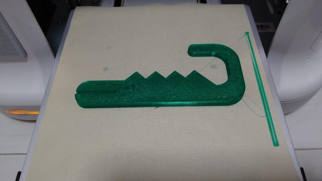 【3Dプリンター】ダヴィンチmini w+が届いたのでソフトインストール&テスト印刷してみる(3Dプリンターで遊ぼう日記3日目)