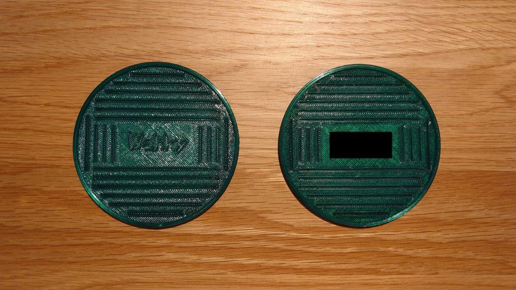 【3Dプリンター】Fusion360でコースターのプロジェクトをコピーして改造して印刷する(3Dプリンターで遊ぼう日記6日目)