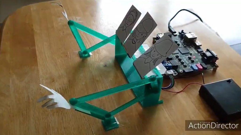 【FPGA】ZyboにモータドライバとDCモータを2つつないでスイッチで動かしてみる(FPGAとDCモータで遊ぼう日記3日目)